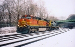 BNSF 4787
